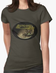 Astro-Base Go! Womens Fitted T-Shirt