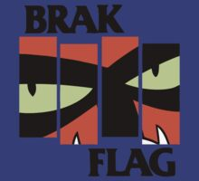 Brak Flag by Conrad B. Hart