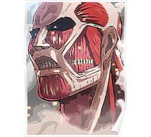 Colossal Titan Poster