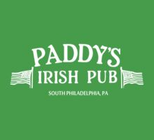 Paddy's Irish Pub by nateberesford