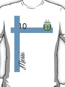 Lionell Messi - Argentina T-Shirt