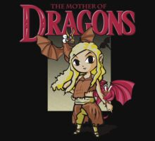 The Mother of Dragons Kids Clothes