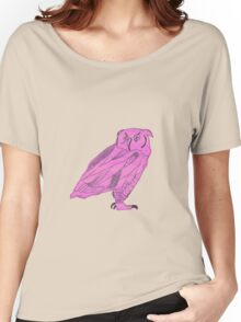 Owl I Ever Wanted Women's Relaxed Fit T-Shirt