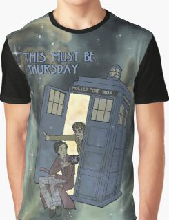This Must Be Thursday Graphic T-Shirt