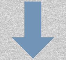Avatar Arrow Blue One Piece - Long Sleeve