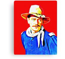 John Wayne in Rio Grande Canvas Print
