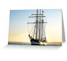 The Oosterschelde Greeting Card
