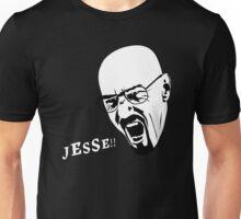 Walt Yelling at Jesse Unisex T-Shirt