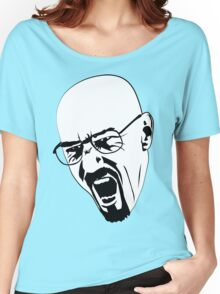Walter White is Mad Women's Relaxed Fit T-Shirt