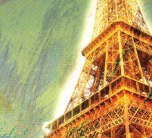 Paris: Eiffel Tower Sticker