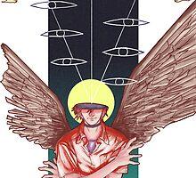 Neon Genesis Evangelion: Kaworu Nagisa- Tabris by fengsong