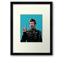 Two Months On Arrakis Digital Duesday # 5 Framed Print
