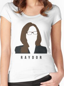 Major Crimes - Sharon Raydor T-Shirt Women's Fitted Scoop T-Shirt