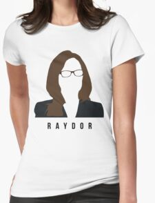 Major Crimes - Sharon Raydor T-Shirt Womens Fitted T-Shirt