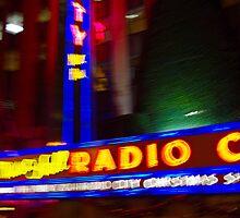 Radio City Music Hall by gloriart