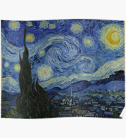 Starry Night (Huge) Poster