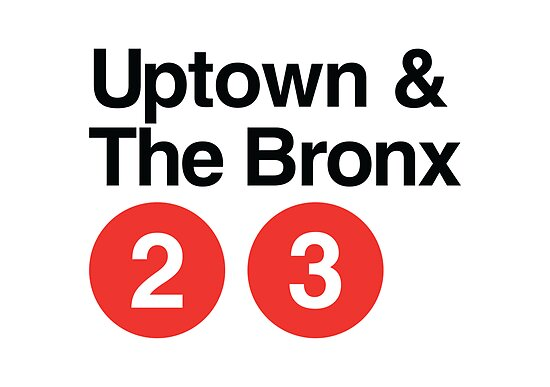 Uptown & The Bronx by forgottentongue