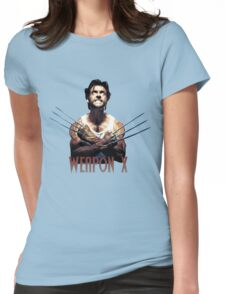 Wolverine - Weapon X Womens Fitted T-Shirt