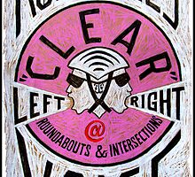 CLEAR left or right..... by CYCOLOGY