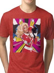 Rupaul Drag Race Tri-blend T-Shirt