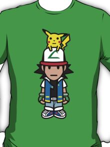 Ash Ketchum and Pikachu! T-Shirt