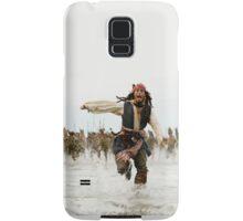 Captain Jack Sparrow Samsung Galaxy Case/Skin