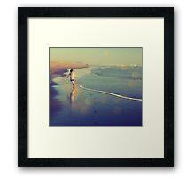 Carefree Dreams Framed Print