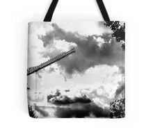 CLOUDS OVER THE PDC 2 Tote Bag