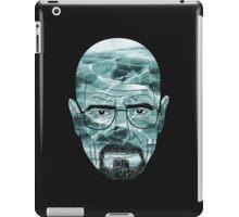 Heisenberg, ice man iPad Case/Skin