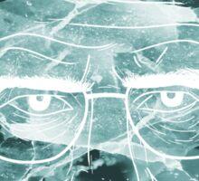 Heisenberg, ice man Sticker
