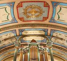 Canadian pipe organ by churchmouse