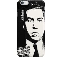 Lucky Luciano White Version iPhone Case/Skin