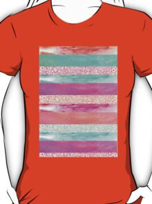 Tropical Stripes T-Shirt