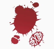 Dexter Blood Logo T-Shirt