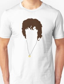 Frodo baggins lotr silhouette  T-Shirt