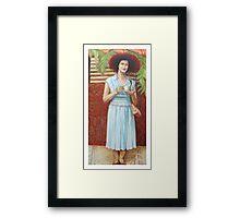 Dorothy, 2012 Framed Print