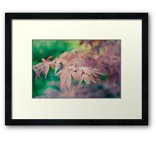"""Secrets of Mid-Autumn"" Framed Print"