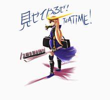 見せてやるぜ! TEATIME! (Misete yaru ze! Teatime!) Unisex T-Shirt