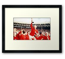 England 66' Framed Print