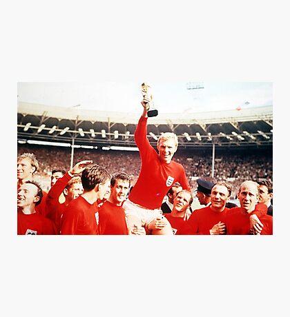 England 66' Photographic Print