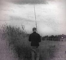 The Angler by Glen Allen