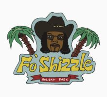 Snoop Dogg - 'Fo' Shizzle Holiday Park' by FiremanDuff