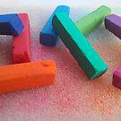 Colorful Bricks by AnkitaPopli