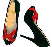 Louboutins by Anthony Billings