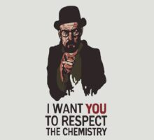 Breaking Bad Respect by codyfre
