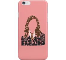 Hermione Granger iPhone Case/Skin