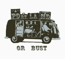 Portland Or Bust! Kids Clothes