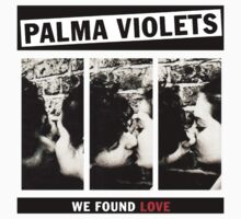 Palma violets love by Marcelinex