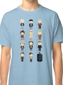 Eleven Doctors Classic T-Shirt