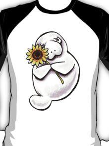 Sunny Manatee T-Shirt